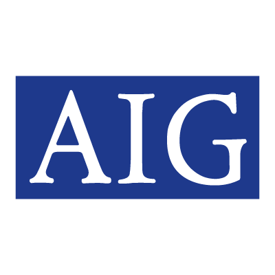 AIG logo vector download free.