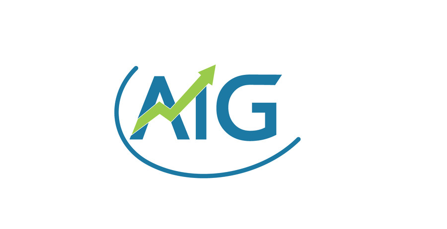 Entry #1518 by mhamed202 for Design a logo for AIG.