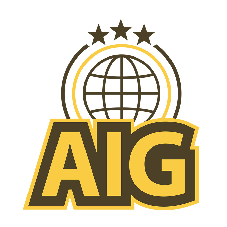 Entry #931 by KickAshStudio for Design a logo for AIG.