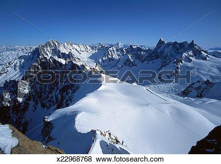 Pictures of Aiguille du Midi, Chamonix, France, Europe x22968768.