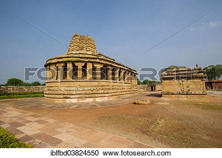 """Stock Photography of """"The Durga Temple, a former Hindu temple."""