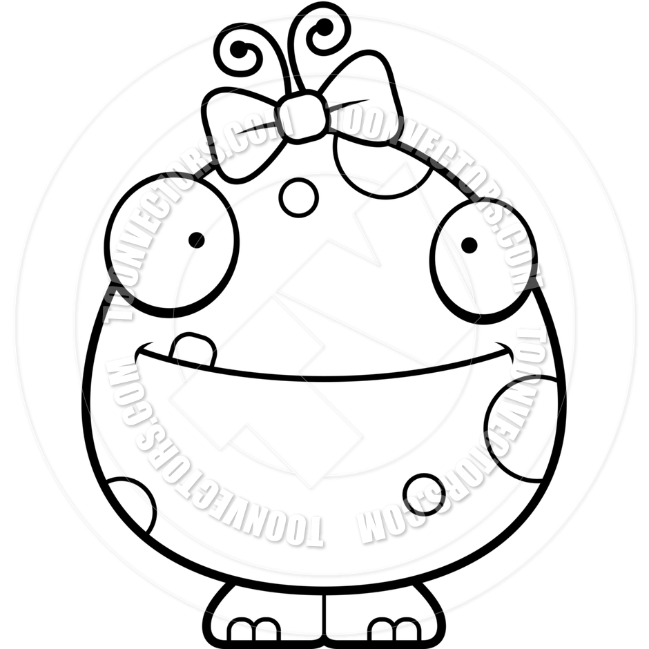 Free Alien Clipart Black And White, Download Free Clip Art.