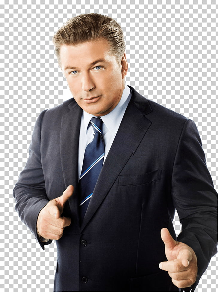 Alec Baldwin Standing, man pointing finger PNG clipart.