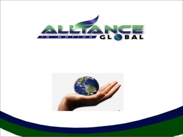 AIM GLOBAL (Alliance In Motion) Presentation.