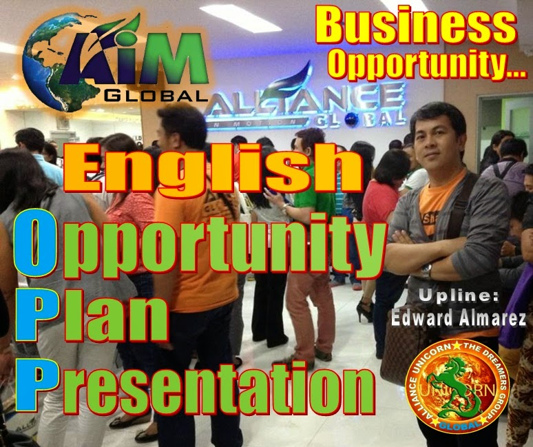 Alliance In Motion Global Inc.: AIM Global English Presentation.