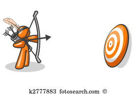 Taking aim Clipart and Stock Illustrations. 95 taking aim vector.