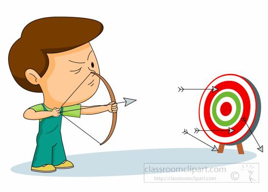 Archery Clip Art.
