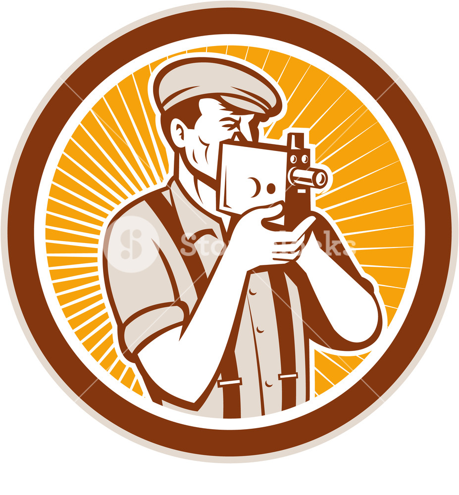 Aiming past camera clipart images gallery for Free Download.
