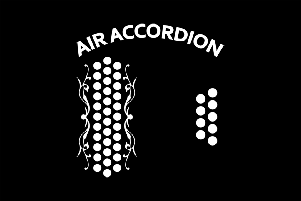 Air accordion SVG Files For Silhouette, Files For Cricut.
