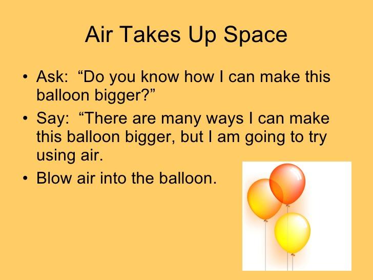 Air Is Everywhere.