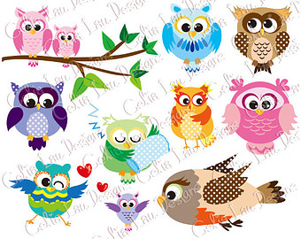 Animal Live In Air Clipart.