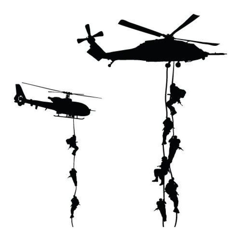 air assault.