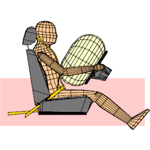 Test Dummy & Airbag clipart, cliparts of Test Dummy & Airbag free.