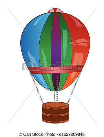 EPS Vector of Air ball.