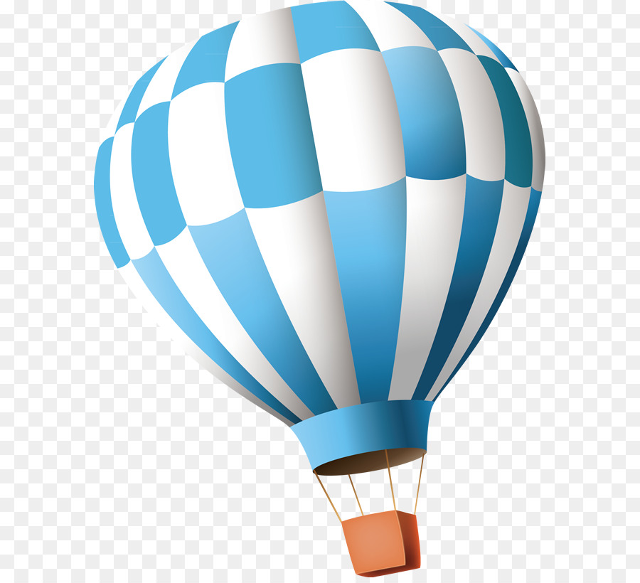 Hot Air Balloon png download.