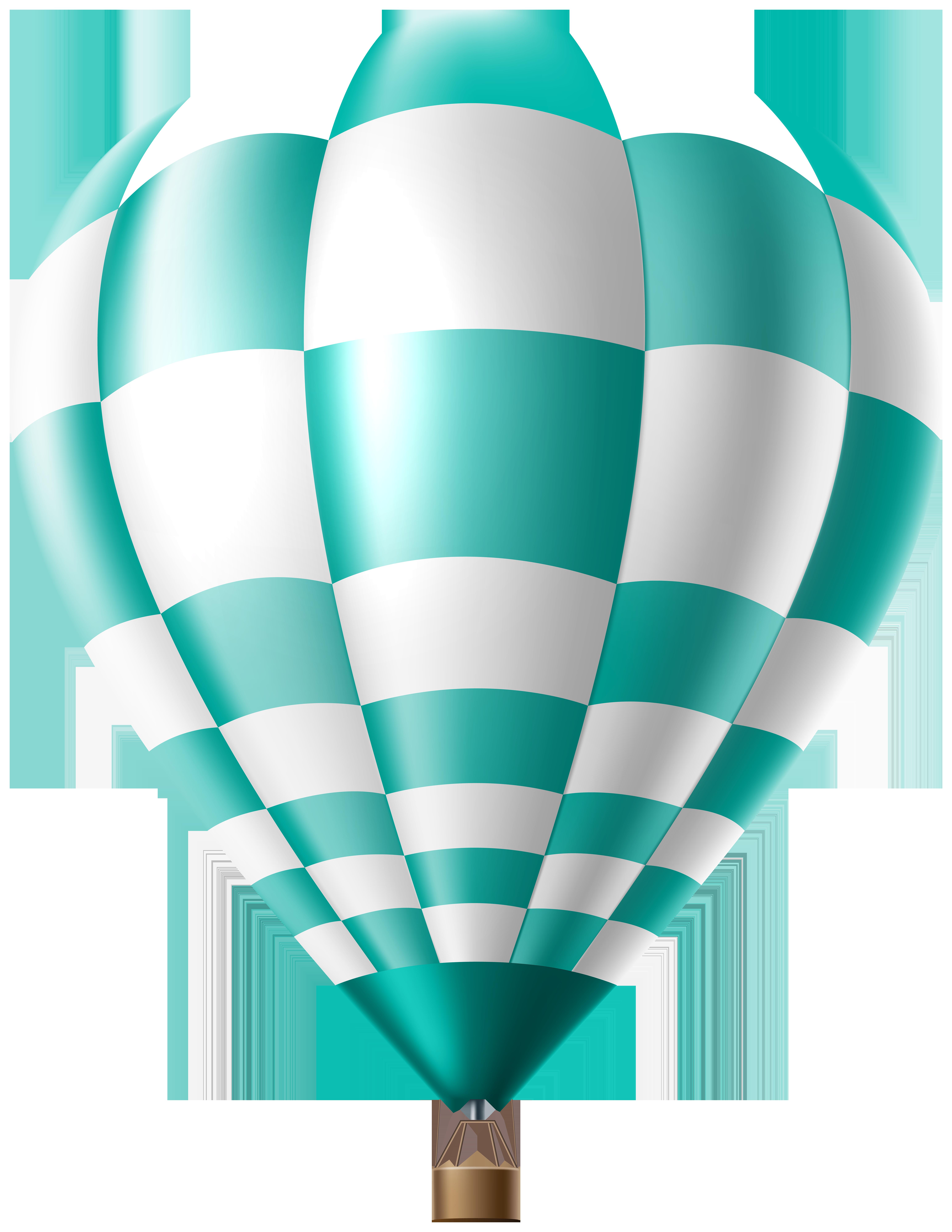 Hot Air Balloon PNG Clipart.