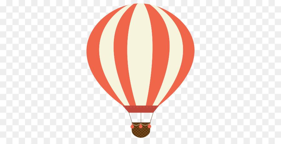 Hot Air Balloon Cartoon clipart.