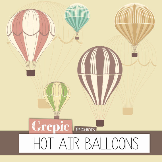 Hot air balloon, Air balloon and Clip art on Pinterest.