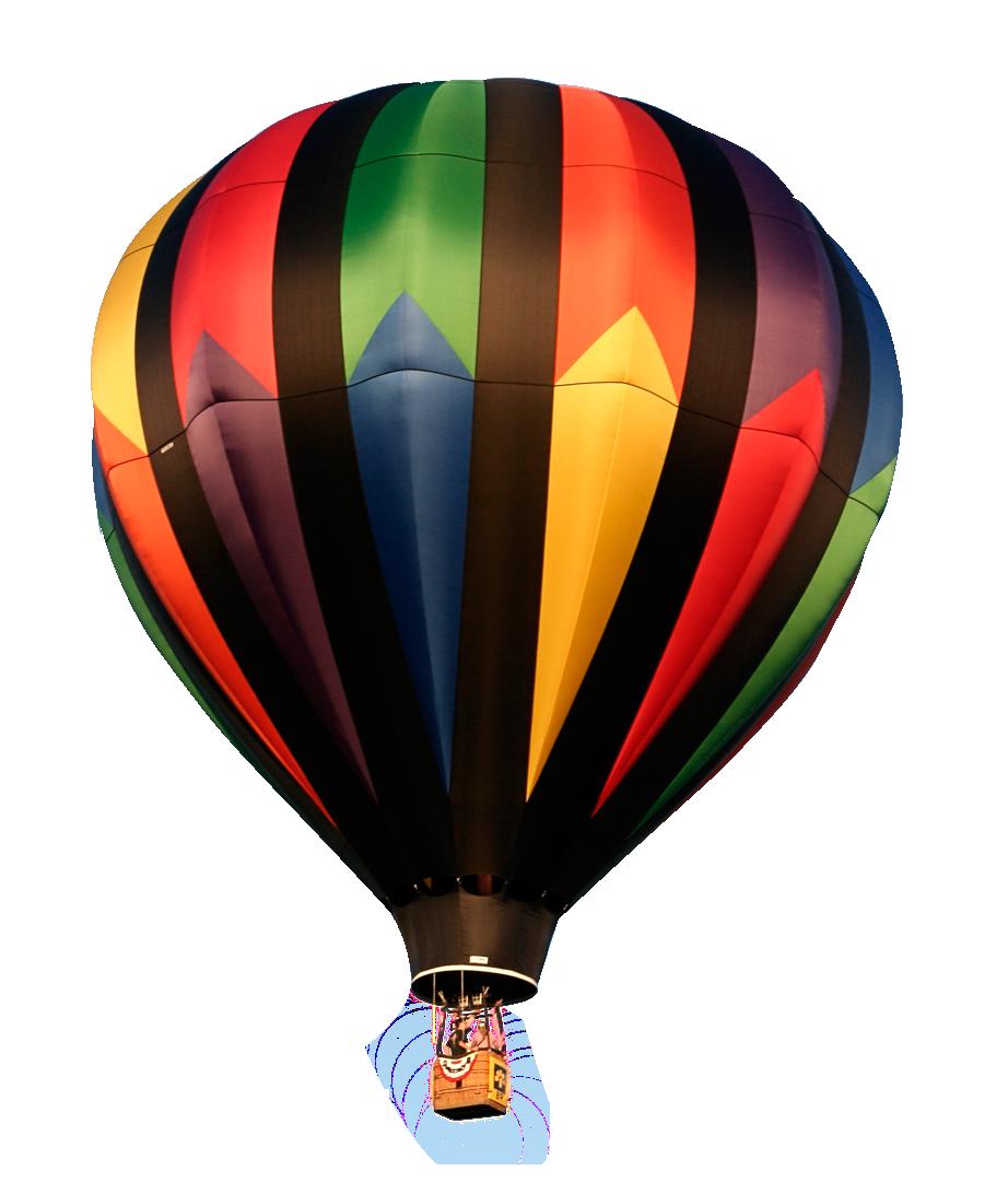 Hot air balloon Wallpaper.