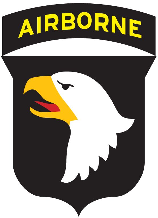 Happy 70th Anniversary to the 101st Airborne Division!.