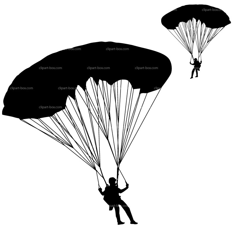 Army airborne clipart.