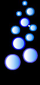 More Blue Bubbles Clip Art at Clker.com.