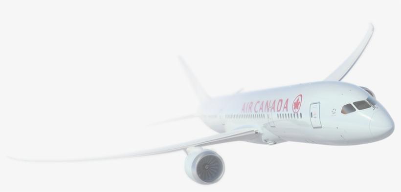 Plane Clipart Air Canada.
