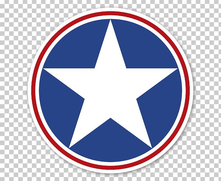 United States Army Air Forces Symbol Captain America PNG.