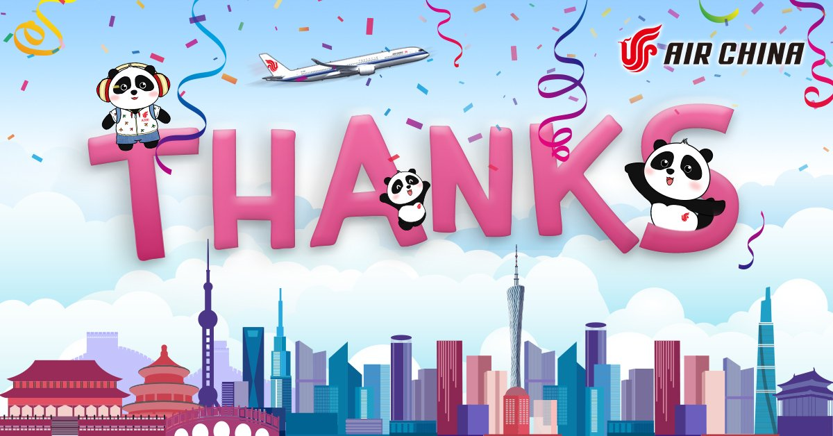 Air China on Twitter: \