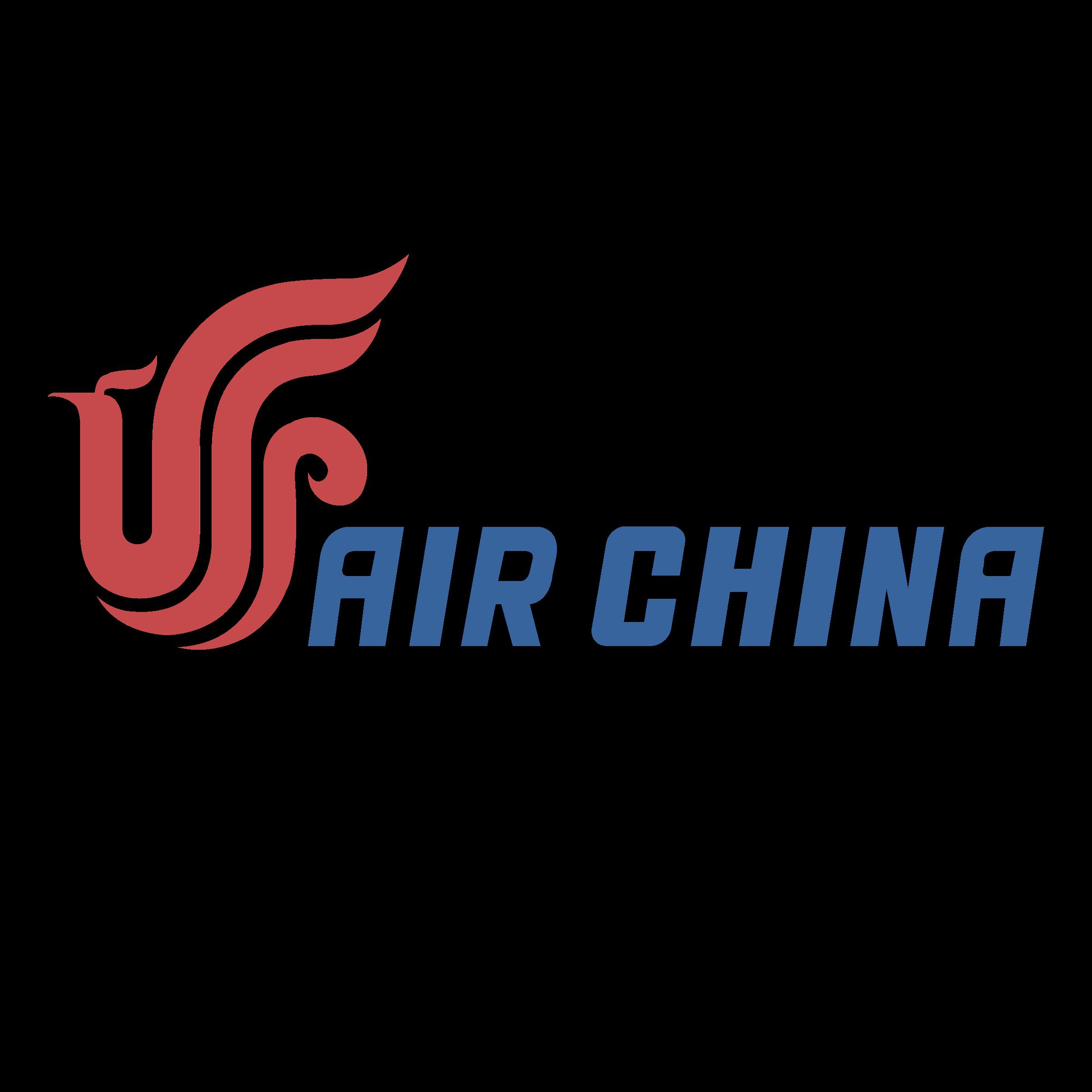 Air China 01 Logo PNG Transparent & SVG Vector.