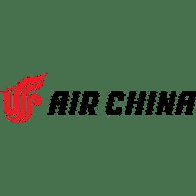 Air China Logo transparent PNG.