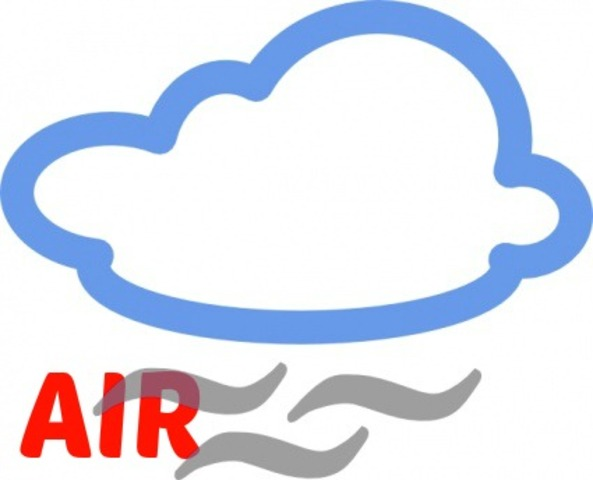 Clipart Of Air.