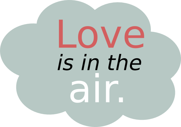 Love Air Cloud Clip Art at Clker.com.
