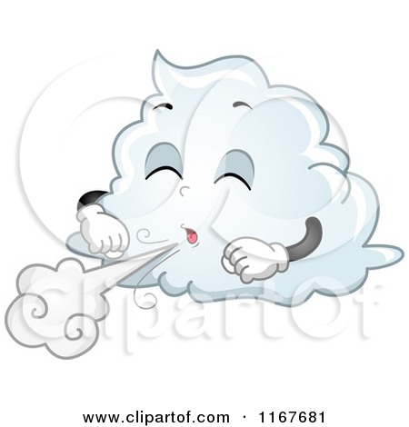 Blow air clipart.