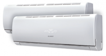 Air conditioner and refrigerating system manufacturer.