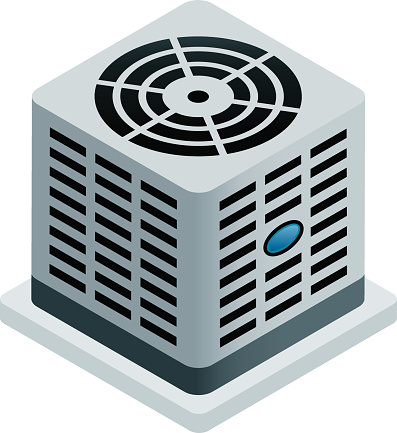 Air Conditioner Clip Art, Vector Images & Illustrations.