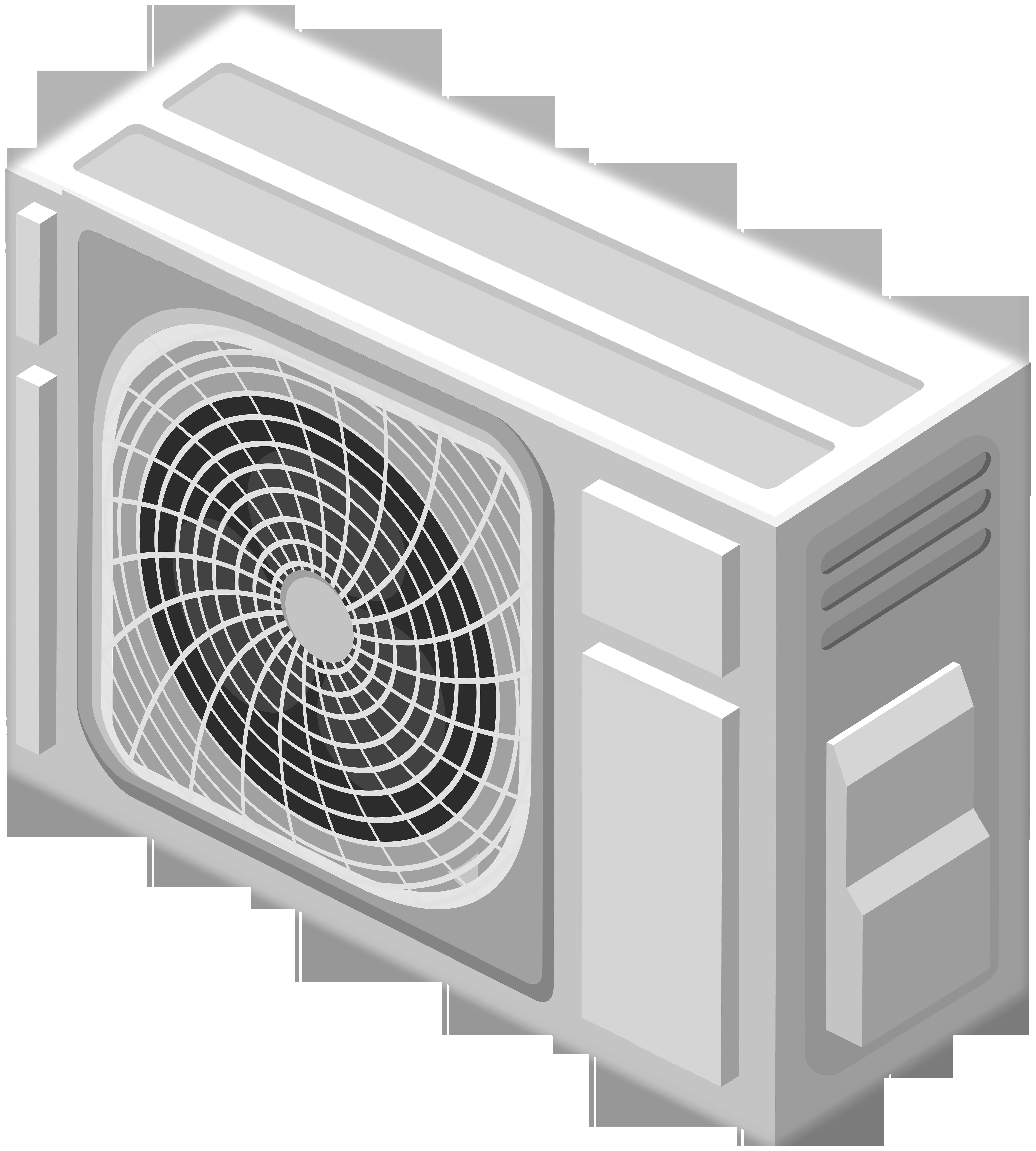 Air Conditioner PNG Clip Art.