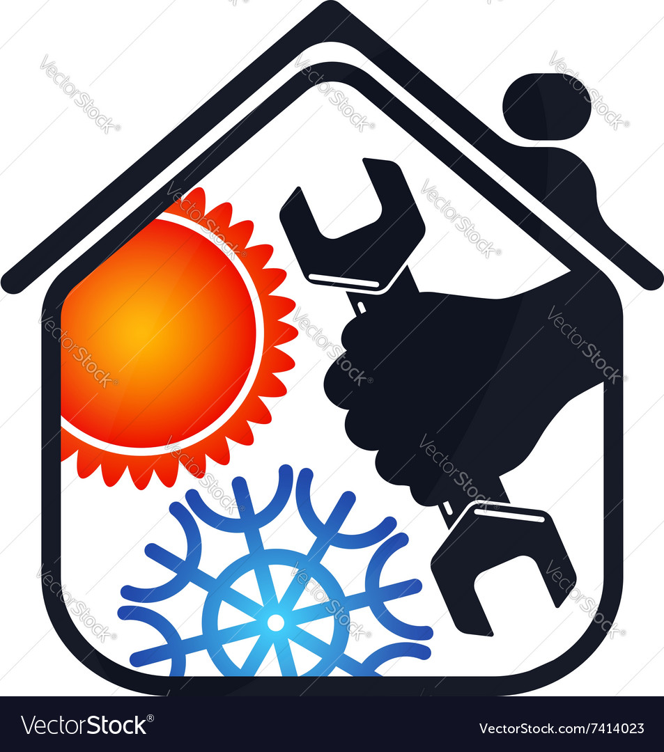 Repair air conditioner for home.