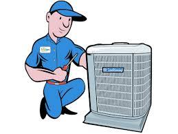 Air Conditioner Repair Clipart.
