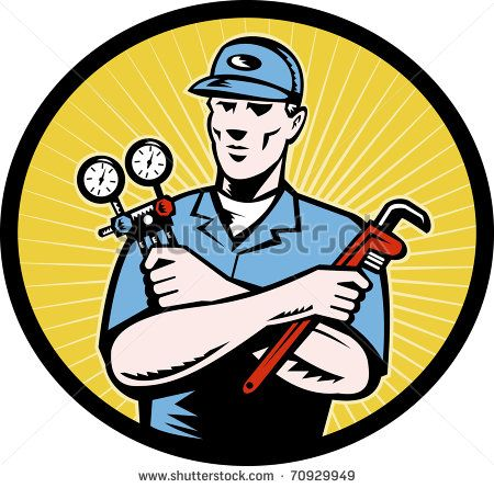 Heating and Air Conditioning Logos Clip Art Before you call.