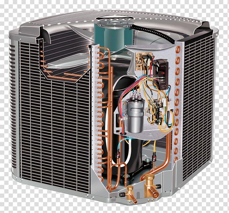 Furnace Air conditioning HVAC Fan Refrigeration, hvac.