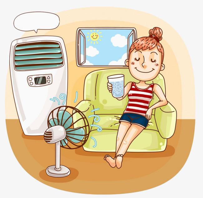 Air clipart air conditioning, Air air conditioning.