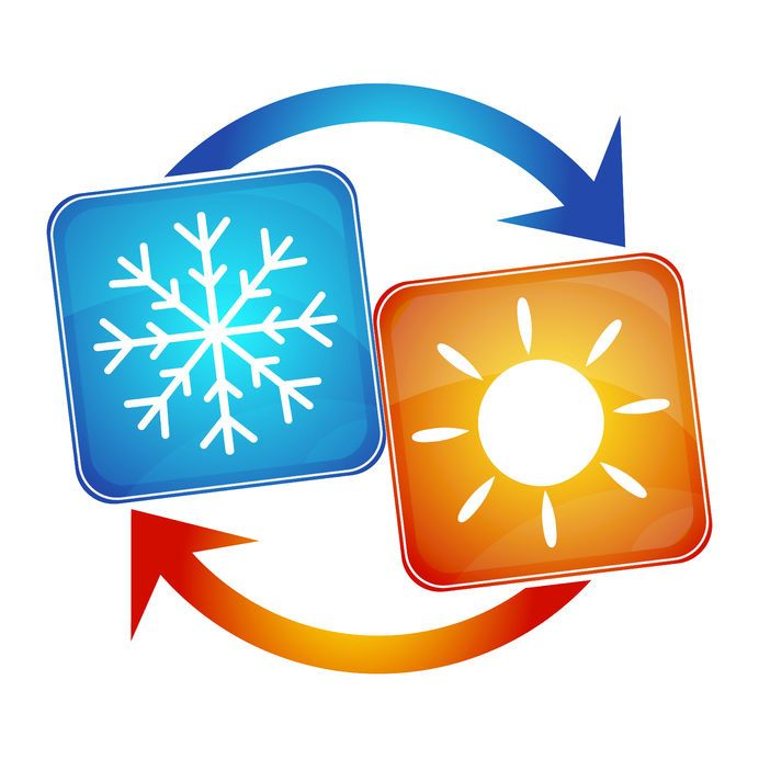 Products: Air Conditioning Systems, Heating Units.