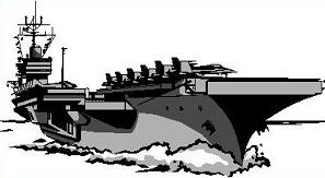 Free Aircraft Carrier Clipart.