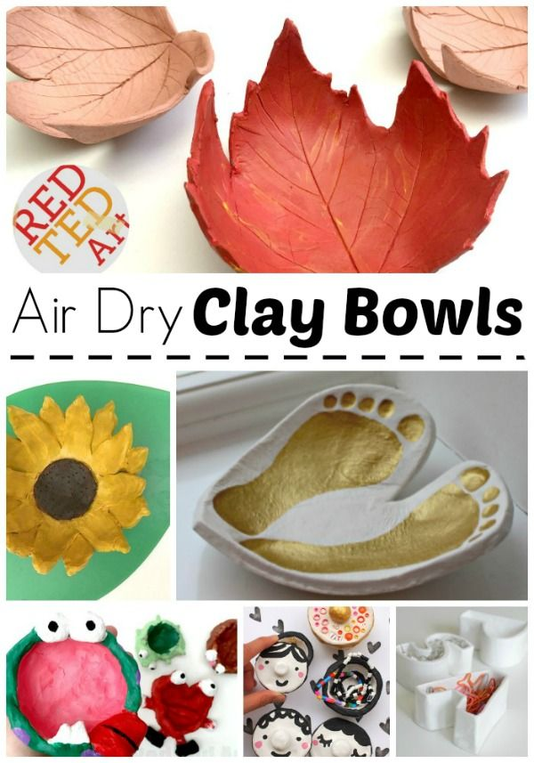 1000+ ideas about Air Dry Clay on Pinterest.