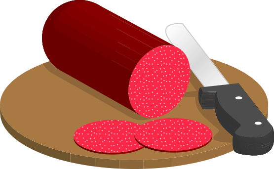 Free to Use & Public Domain Sausage Clip Art.