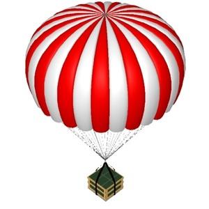 Parachute Clipart Free.