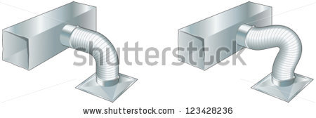 Ductwork Stock Photos, Royalty.