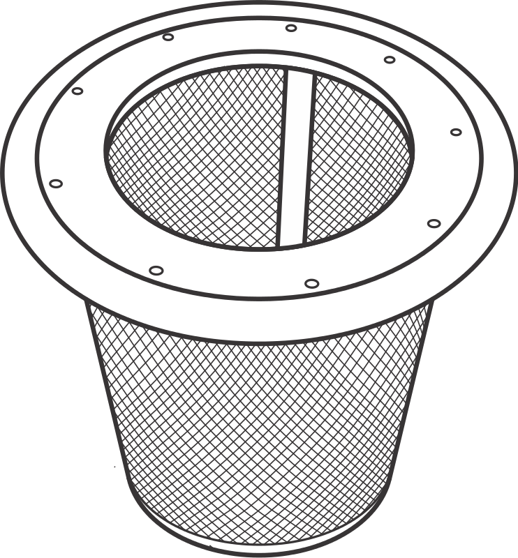 Free Clipart: Industrial Air Filter.