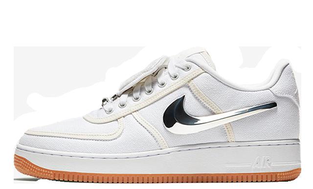 Nike Air Force 1 Low Travis Scott.